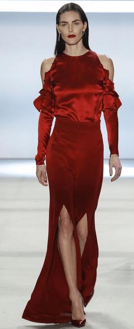 Cushnie et Ochs - F/W16 - New York Fashion Week