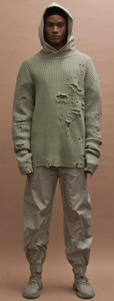 Yeezy 3rd Collection for Adidas - New York Fashion Week
