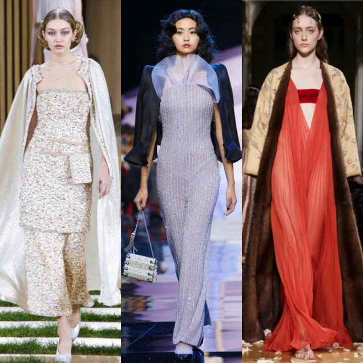 Paris Couture Week S/S16 - Classic Couture
