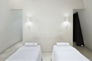 Bliss Spa - W Hotel Doha - Couples Massage Therapy Room