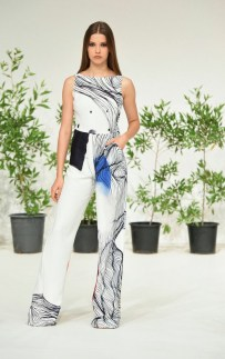Zena Presley S/S 2017 - Dubai FF