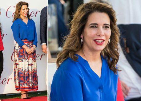 HRH Princess Haya Bint Al Hussein