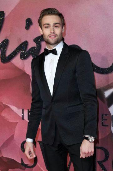 Douglas Booth - British Fashion Awards 2016