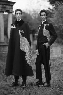 Alexander McQueen Menswear Fall Winter 2017 Milan