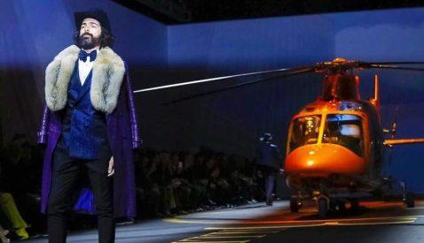Billionaire Menswear Fall Winter 2017 Milan