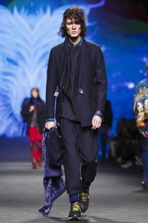 Etro Menswear Fall Winter 2017 Milan