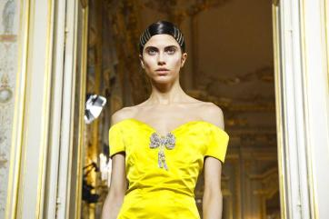 Francesco Scognamiglio Couture Spring Summer 2017 Paris