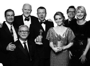 The Crown - won best TV Series Drama - Picture by Mert Alas & Mac Piggott - Golden Globes 2017