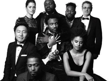 Atlanta - won best TV Series Comedy or Musical - Picture by Mert Alas & Mac Piggott - Golden Globes 2017