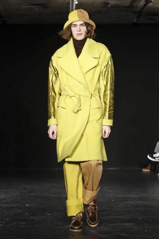 Alex Mullins Menswear F/W 2017 London 1
