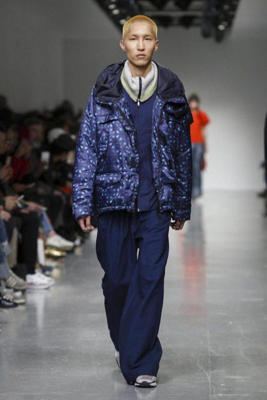 Casley-Hayford Menswear F/W 2017 London 1