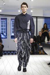Chalayan Menswear F/W 2017 London 2
