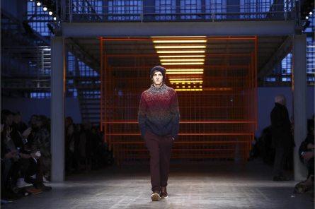 Missoni Menswear F/W 2017 Milan 2