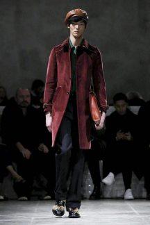 Prada Menswear F/W 2017 Milan 1