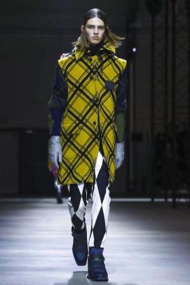 Kenzo Menswear Fall Winter 2017 Paris