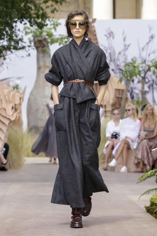 Dior Fall Winter 2017 Paris Couture Week