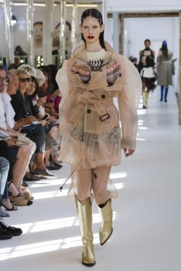 Maison Margiela Artisanal Couture Fall Winter 2017 Paris