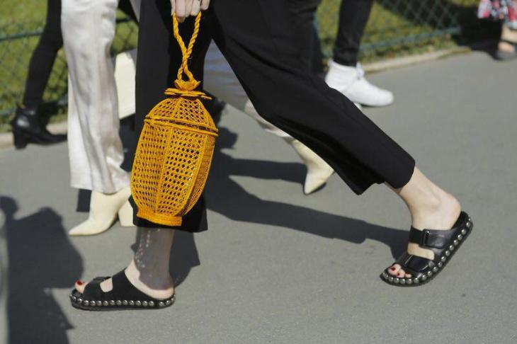 Street Style Paris Couture Week F:W17