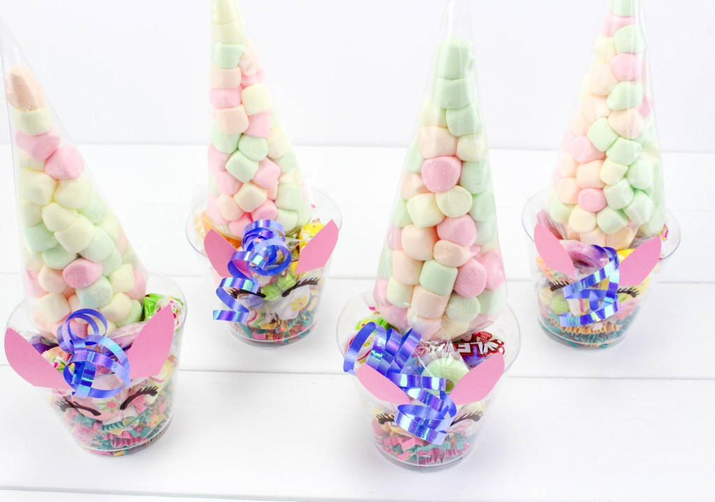 cute candy cups