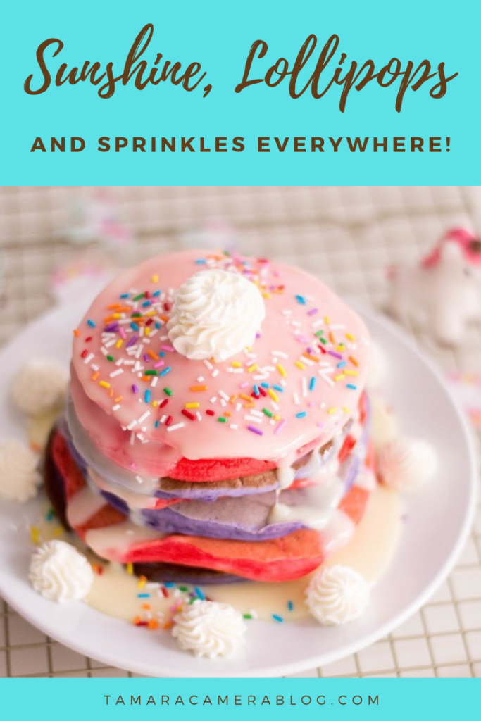I love everything with sprinkles. Here are some pretty awesome items for you to spread sprinkles everywhere and to everyone, because they're the BEST ever!!