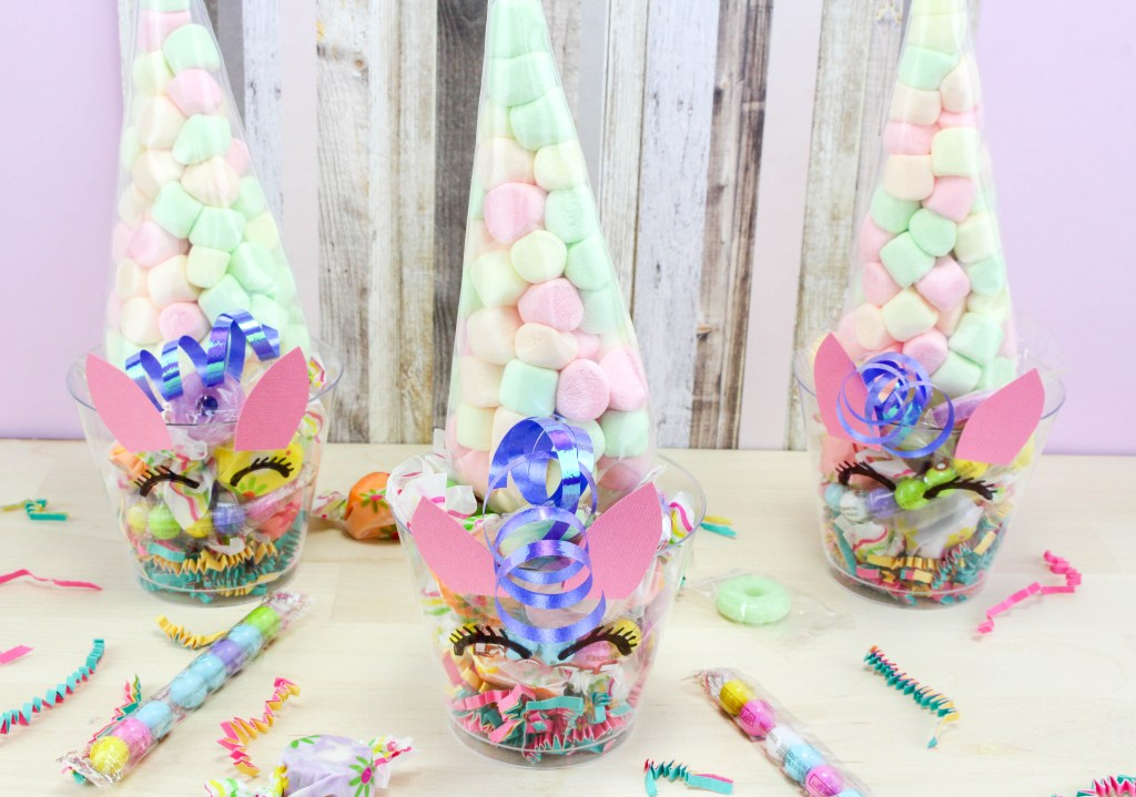 adorable unicorn party crafts
