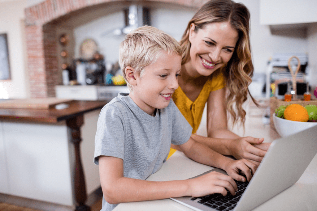 It can be a scary world out there. Especially if you're a parent. Here are high-tech tools to help kids stay safe, and help their parents feel safe as well!