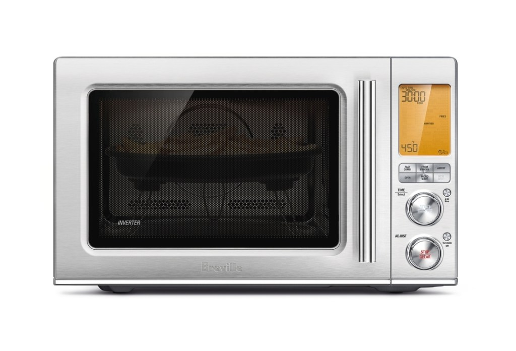 #ad Check out the Breville Combi Wave 3-in-1 Microwave https://bby.me/ehh4s #ad @brevilleUSA @BestBuy #CombiWave #Breville #WaveMic #BrevilleWave #WaveHello