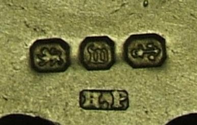 Examples of English Hallmarks