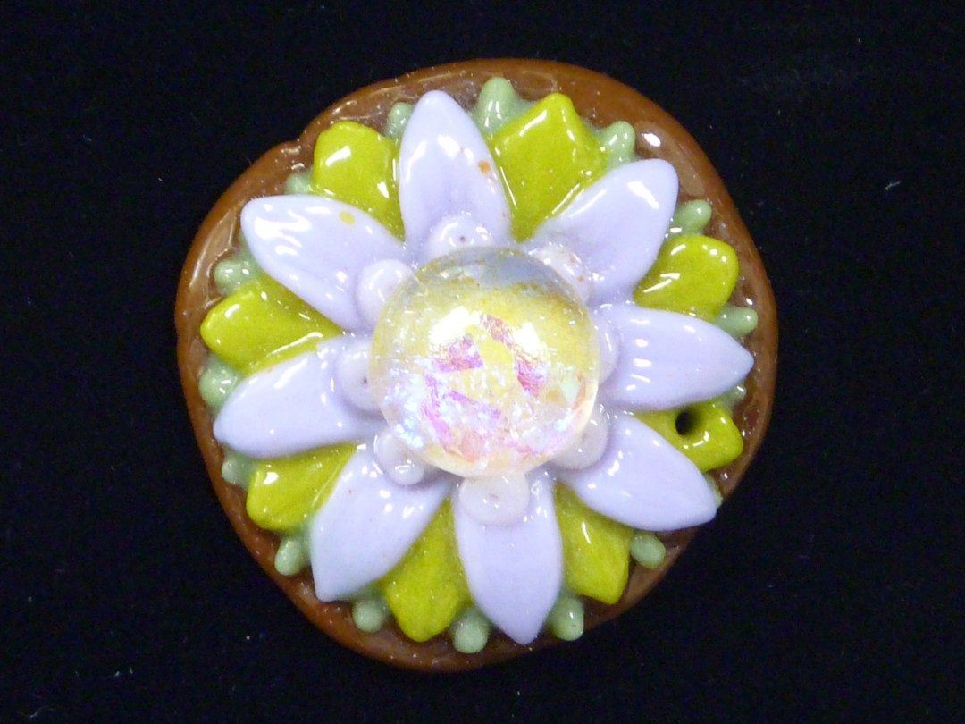 Art Glass Clay Tutorial