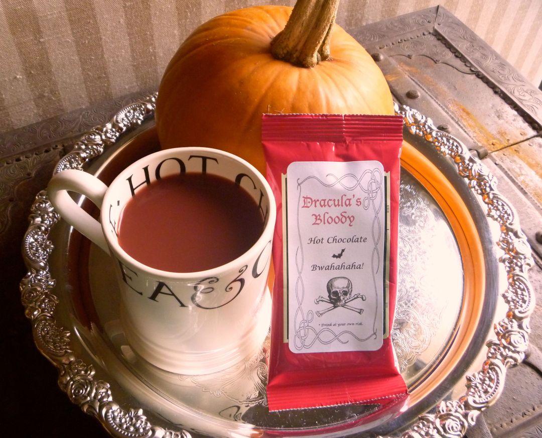 Vampire Hot Cocoa