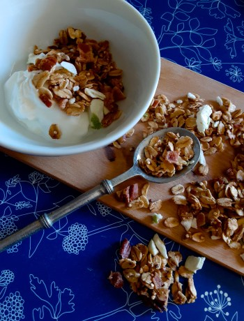 Bacon Granola - Tamara Central