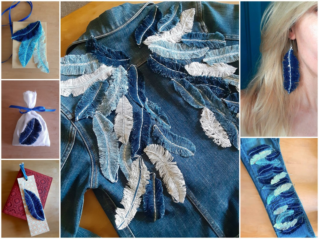 Denim Feathers, Tamara Central