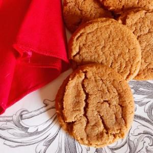 The Best Molasses Cookies - Tamara Central