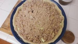 Caramel Apple Pie, Tamara Central