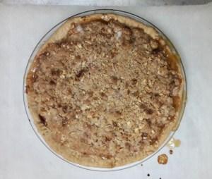 Caramel Apple Pie -- Tamara Central