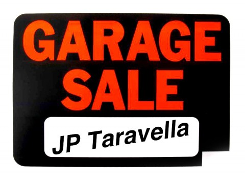 Taravella-garage-sale