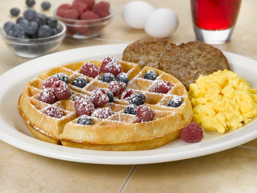 Patriot Waffle Combination
