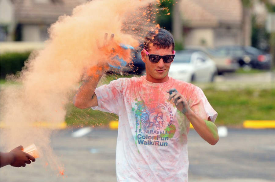 JP Taravella Color Run