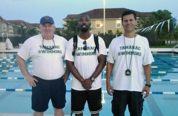 Staff at Tamarac Swimming
