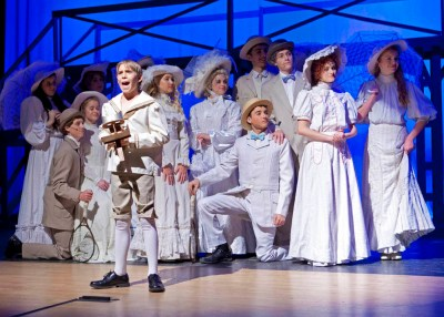 JP Taravella has an award winning drama department and their production of Ragtime was chosen as one of five full length musicals to be presented mainstage at its Festival 2015 in Tampa this month.