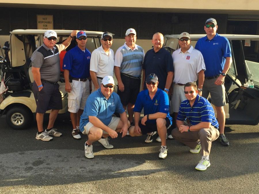 Tamarac Chamber of Commerce Golfers - Photo courtesy Chamber
