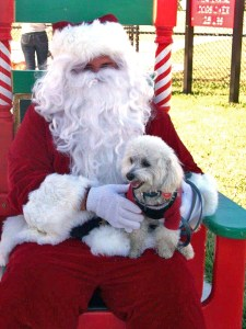 Tamarac Holds Annual Paws with ClausEvent