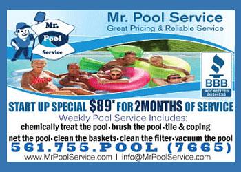 Mr. Pool Service