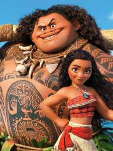 "Tamarac's Dive-In Movie at the Aquatic Center Features ""Moana"""