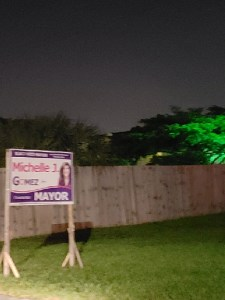 Tamarac Confiscates Vice Mayor's Campaign Signs for being on City Property