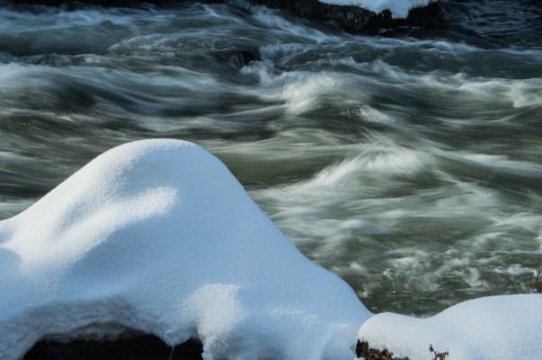 Deschutes River, Tumalo State Park