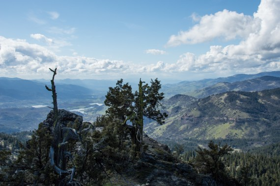 Hobart Bluff Cascade-Siskiyou National Monument