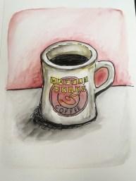 017 waffle house coffee