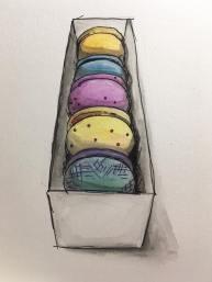 018 macarons