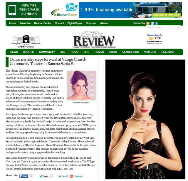 Tamara-Rodriguez-Mehl_RSF-Village-Church-Dance-Ministry_Rancho-Santa-Fe-Review